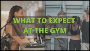 what to expect at the gym