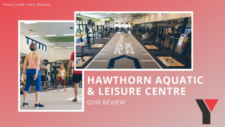 gyms in hawthorn