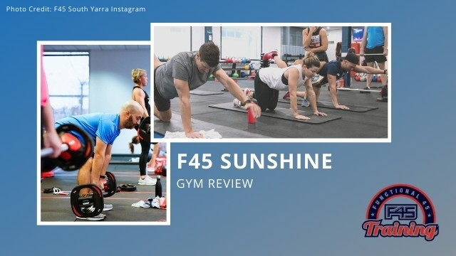 F45 Gym review