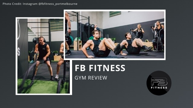 gyms in port melbourne