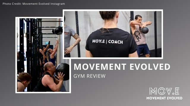 move movement evolved