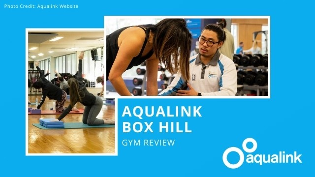 aqualink box hill