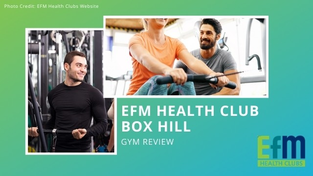 efm health club box hill