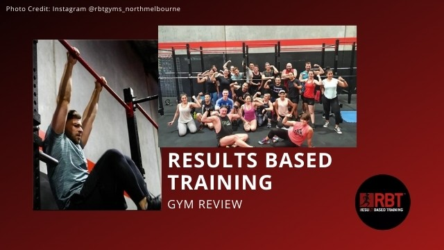 Results Based Training Williamstown