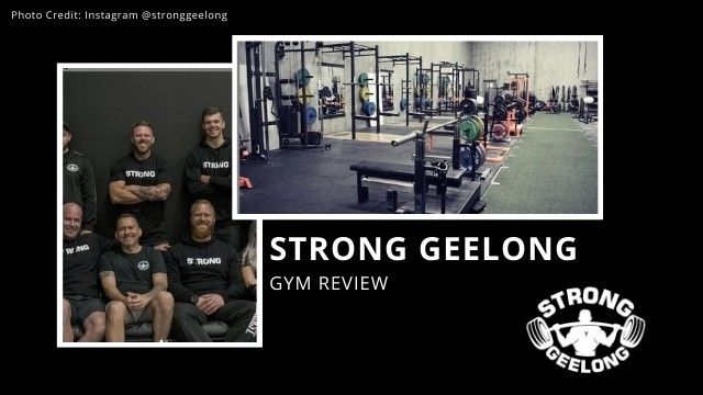 gyms in geelong