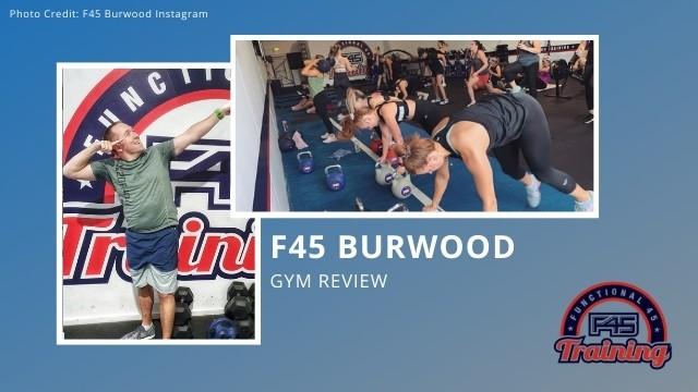 f45 burwood