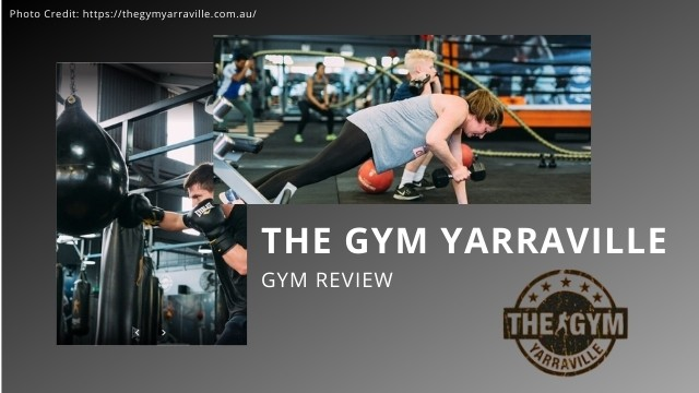 Gyms in yarraville