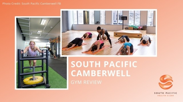 south pacific camberwell