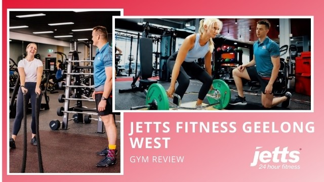 Jetts fitness Geelong west