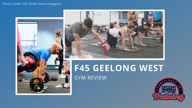 F45 Fitness Geelong West