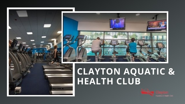 Gyms in Clayton