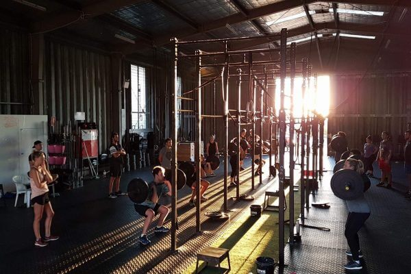 gyms in manly