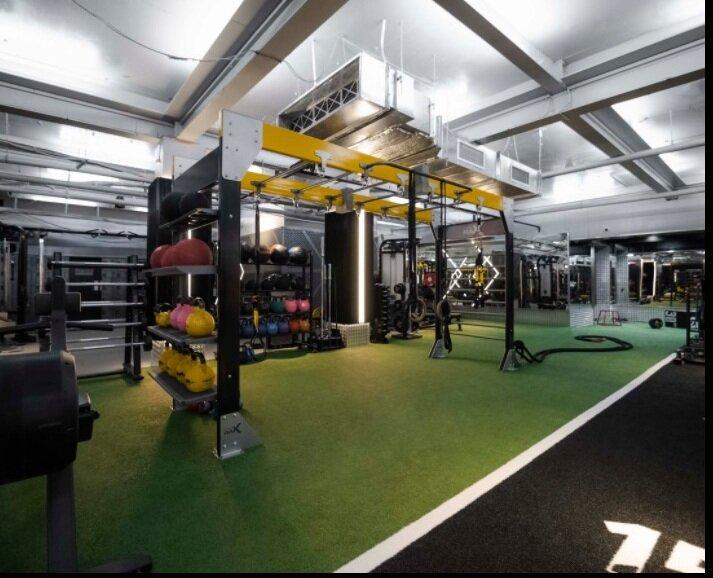 gyms in newtown