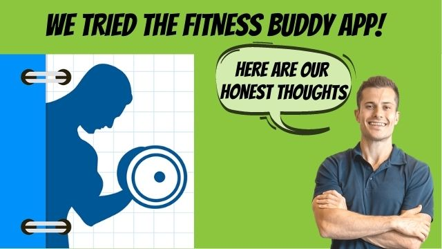 fitness buddy app review