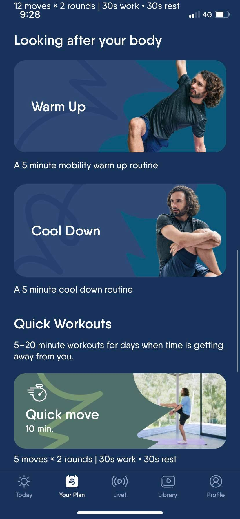 The Body Coach Review