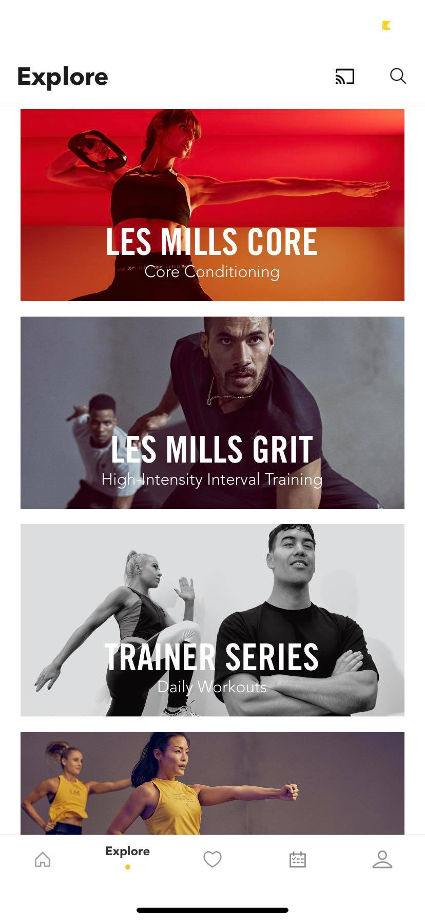 les mills on demand review