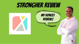 Strongher review